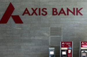 Security guard accidentally fires gun outside Axis Bank in Hyderabad,...