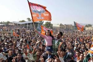 In defeat, BJP has reasons to smile in Bengal by-poll results