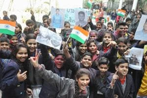 Fans, Families celebrate India's Under-19 Cricket World Cup win