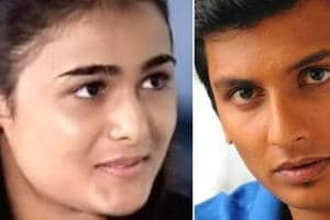 Jiiva, Shalini Pandey start shooting for Gorilla, to leave for...