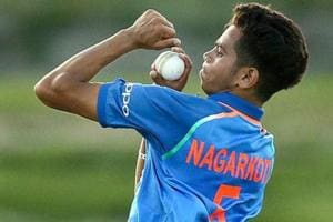 Nagarkoti's family celebrates after Under-19 World Cup win