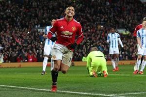 Premier League: Alexis Sanchez on target as Manchester United beat...