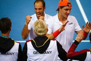 Germany win thrilling Davis Cup doubles clash to lead tie vs Australia