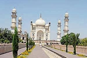 Monuments like Bibi Ka Maqbara (above) will reap the benefits of increased tourism if included in HRIDAY.