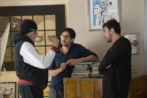 Brahmastra: Amitabh Bachchan, Ranbir Kapoor and Ayan Mukerji prepare...