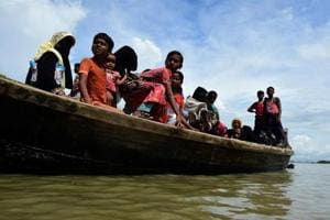 China using Rohingya crisis to influence Myanmar: Japan envoy