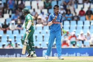 Yuzvendra Chahal, given licence to attack, kills off South Africa...