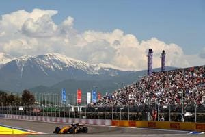 Formula One race track in Sochi to get new owner