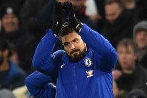 Joining Chelsea was the 'obvious' choice, says Olivier Giroud