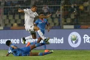 Indian Super League: NorthEast United FC hold FC Goa to 2-2 draw