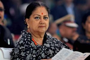 Rajasthan bypoll losses a wake-up call, we will succeed: CM Vasundhara...