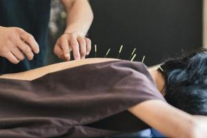Want to improve success rate of IVF? Acupuncture can boost chances of...