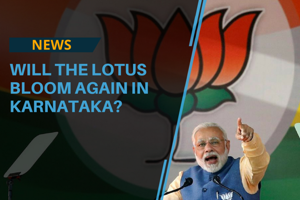 Prime Minister Narendra Modi sounded the poll bugle in Karnataka when...
