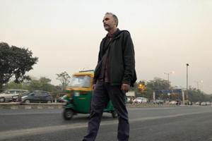 Delhiwale: Poet of the road