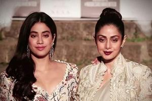 Sridevi and Janhvi Kapoor redefine mother-daughter dressing at Lakmé...
