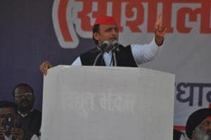Stop blaming past governments, clean up UP: Akhilesh tells Yogi