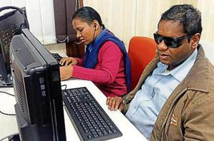 Govt course tailored for visually impaired students in MP fails to...