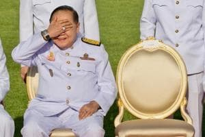 Tick, tock: Calls grow for Thai deputy PM's ouster over luxury watches...