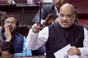 Selling 'pakodas' not a matter of shame: Amit Shah defends Modi in...