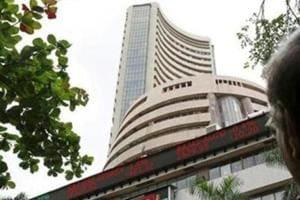 Sensex losses mount, slips below 35,000 in opening trade