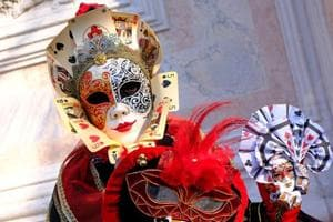 Masks, costumes and historic locations: The highlights of Venice...