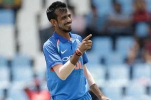 Yuzvendra Chahal's match-winning five for 22 steered the Indian...