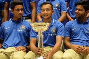Prithvi Shaw hails teammates, coaches after 'perfect' U-19 Cricket...