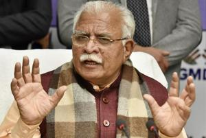 Why the Khattar government's Hindi-only rule is exclusionary and...