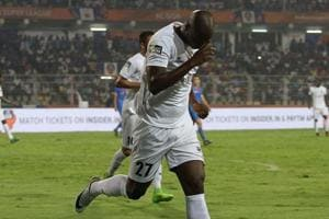 FC Goa and NorthEast United FC had to share the spoils after they...
