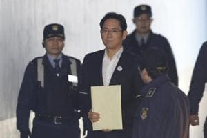 After corruption taint, Samsung heir Lee Jae-yong to be released from...