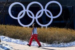 Brrr! Brutal cold raises concerns over 2018 Winter Olympics opening...
