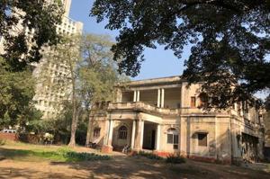 Delhiwale: A forgotten mansion
