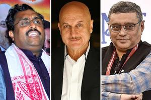 'Love Pakistan': Twitter accounts of Anupam Kher, Ram Madhav, Swapan...