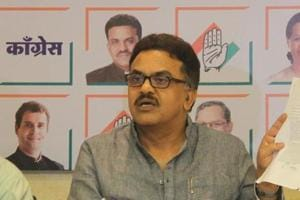 The MumbaiCongress chief has accused the state government of imposing high taxes on fuel.