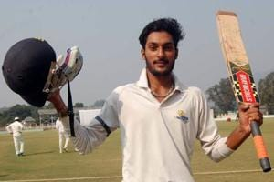Cricketer Arjun Sharma's father has sent a legal notice to Himachal Pradesh Cricket Association after his son was not selected for the Vijay Hazare Trophy.