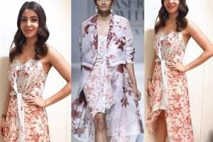 Anushka Sharma in the prettiest, most effortless dress you'll want to...