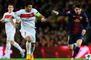 Thiago Silva: Lionel Messi tougher to defend than Cristiano Ronaldo