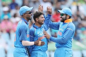 Indian opener Shikhar Dhawan said on Tuesday that India's ability to...