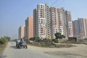 A consultant prepared a detailed project report for the purchase of equipment for the entire area of Madhuban Bapudham in 2009.