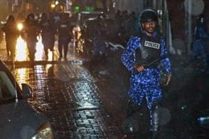Maldives chief justice, SC judge arrested as president Yameen declares...