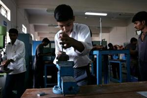 File photo of an industrial training institute (ITI) .