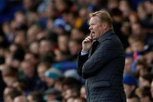 Ronald Koeman to be named Netherlands coach on Tuesday - reports
