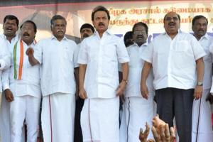Stalin convenes 'all-party' meet, begins moves to strengthen DMK-led...