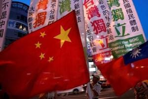 Pentagon report mistakenly labels Taiwan part of China