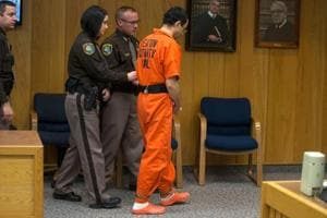 Former USA Gymnastics doctor Larry Nassar was sentenced to an...