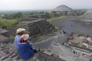 Travel lovers, head to Mexico's pyramid cities for a dose of history...