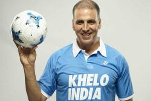 Akshay Kumar extends his support for Khelo India School Games