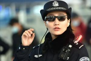 Chinese cops now have hi-tech glasses to screen crowds for criminals