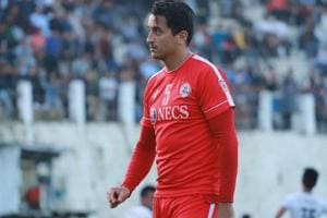 Aizawl FC footballer Masih Saighani stopped at Imphal airport due to...