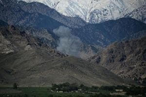 US launches fresh air attacks on Taliban training centres in...